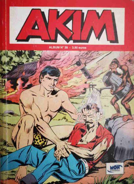AKIM (2e série) ALBUM 39 (N°115-116-117)