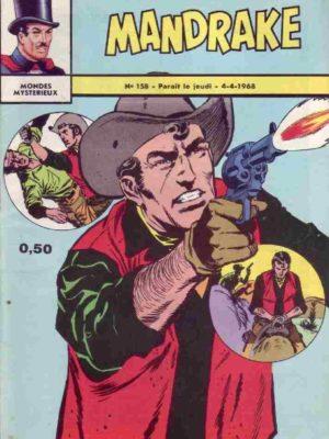 MANDRAKE N°158 Un saut dans la passé – Remparts 1968
