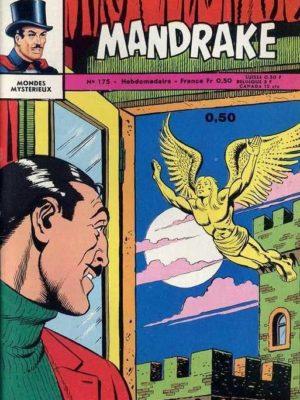 MANDRAKE N°175 L'ange noir – Remparts 1968