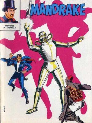 MANDRAKE N°193 Hors-la-loi de l'espace – Remparts 1968