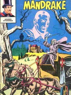 MANDRAKE N°243 Le roi des ténèbres (1/2) Remparts 1969
