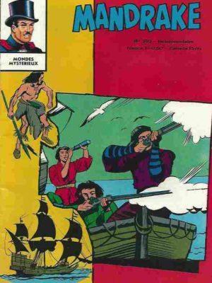 MANDRAKE N°262 Le royaume des sorciers – Remparts 1970