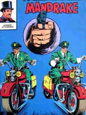 MANDRAKE N°265 Le secret du docteur Oork (3/3) Remparts 1970