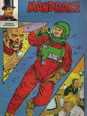 MANDRAKE N°270 La voix de l'espace – Remparts 1970