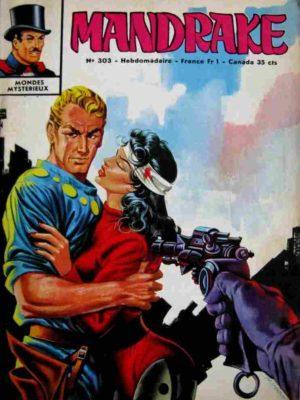 MANDRAKE N°303 Danger pour Narda – Remparts 1971