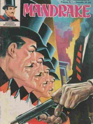 MANDRAKE N°305 Cobra, c'est la fin – Remparts 1971