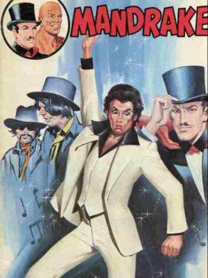 MANDRAKE N°448 Le danseur diabolique – Remparts 1979