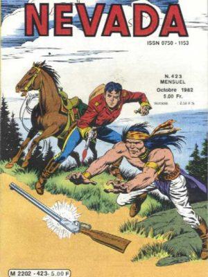 NEVADA N°423 – LUG 1982
