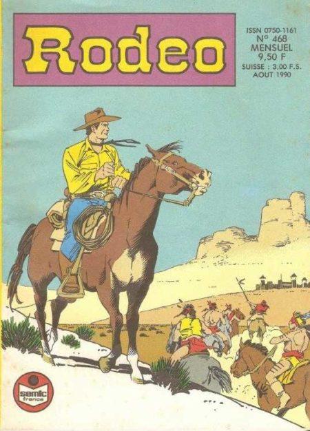 rodeo 468 tex willer