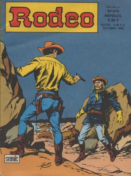 rodeo 470 tex willer