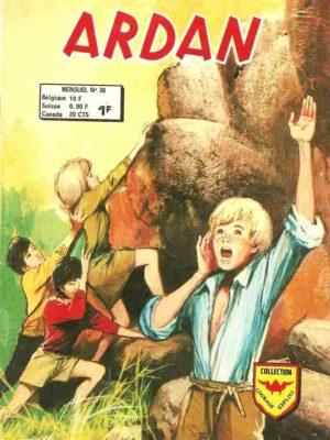 ARDAN (2e série) N°38 LA FIN DU TOURNAGE – AREDIT 1975