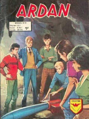 ARDAN (2e série) N°40 Une étrange trouvaille – AREDIT 1976