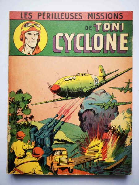 DYNAMIC ALBUM (N°38-39-42-43-44-45)Toni Cyclone