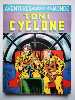 DYNAMIC ALBUM (N°56-57-58-59-60-61-62)Toni Cyclone – ARTIMA 1957