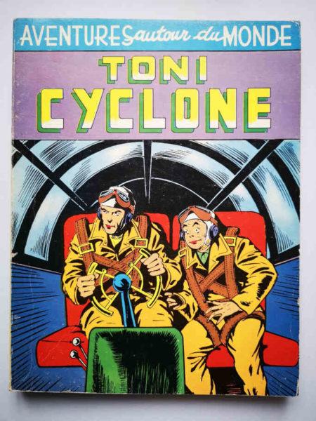 DYNAMIC ALBUM (N°56-57-58-59-60-61-62)Toni Cyclone