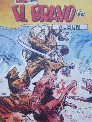 EL BRAVO (Mon Journal) ALBUM 26 (N°76-77-78) Western Family – Larry Yuma
