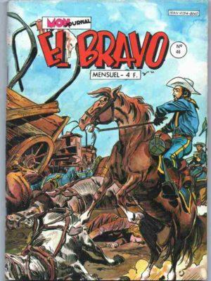 EL BRAVO (Mon Journal) N°46 Kekko Bravo – Deux belles canailles