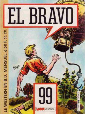 EL BRAVO (Mon Journal) N°99 Bronco Et Bella (L'équipage infernal)