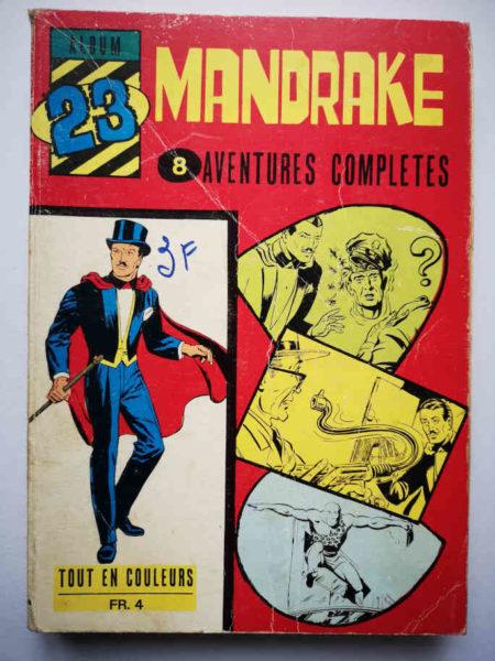 MANDRAKE ALBUM 23 (N°290-291-292-293-294-295)