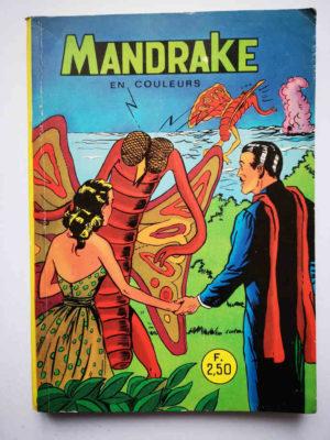 MANDRAKE ALBUM 3 (N°13-14-15-17-18-20) REMPARTS 1963