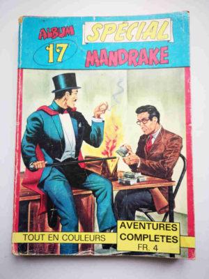 MANDRAKE SPECIAL ALBUM 17 (N°83-84-85) REMPARTS 1970