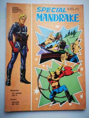 MANDRAKE SPECIAL N°93 La bande du 8 – REMPARTS 1971