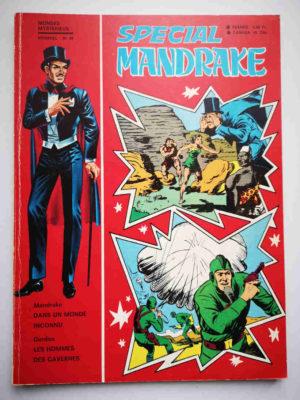 MANDRAKE SPECIAL N°98 Dans un monde inconnu – REMPARTS 1972