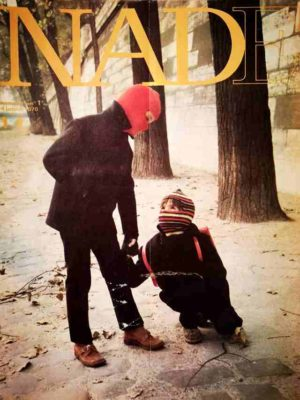 NADE N°1 (1970) Les jumelles – Le porte-documents noir (Janine Lay)