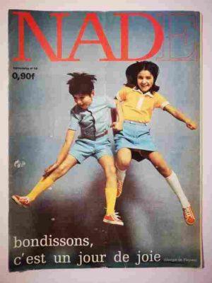 NADE N°14 (1969) Les jumelles et le petit Navire (Janine Lay)