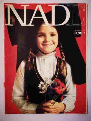 NADE N°15 (1969) Les jumelles et le petit Navire (Janine Lay)