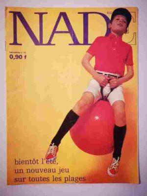 NADE N°18 (1969) Les jumelles et le petit Navire (Janine Lay)
