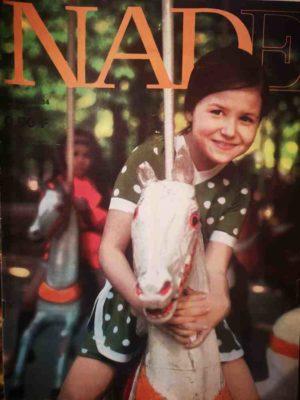 NADE N°34(1969) Les jumelles – Destination New-York (Janine Lay)