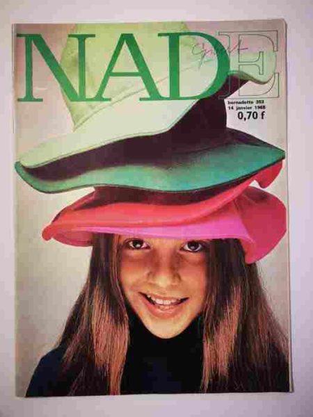 NADE N°353 (1968) Les jumelles - une étoile a brillé (Janine Lay)