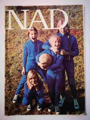 NADE N°355 (1968) Les jumelles – une étoile a brillé (Janine Lay)