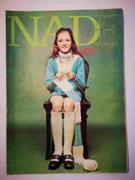 NADE N°357 (1968) Les jumelles - une étoile a brillé (Janine Lay)