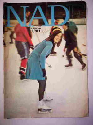 NADE N°358 (1968) Les jumelles – une étoile a brillé (Janine Lay)