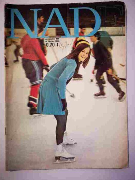 NADE N°358 (1968) Les jumelles - une étoile a brillé (Janine Lay)