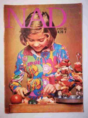 NADE N°359 (1968) Les jumelles – une étoile a brillé (Janine Lay)