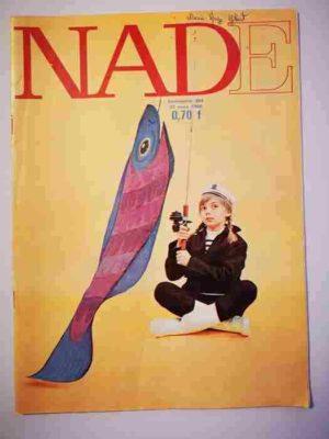 NADE N°364 (1968) Les jumelles – Un journal pas comme les autres (Janine Lay)