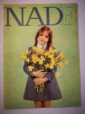 NADE N°365 (1968) Les jumelles – Un journal pas comme les autres (Janine Lay)