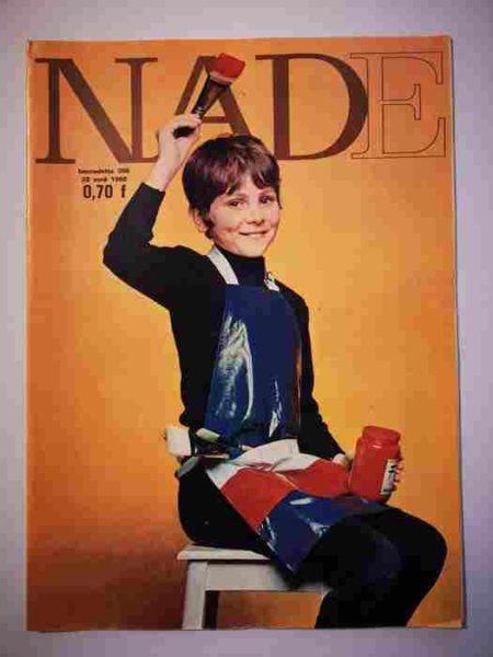 NADE N°368 (1968) Les jumelles - Un journal pas comme les autres