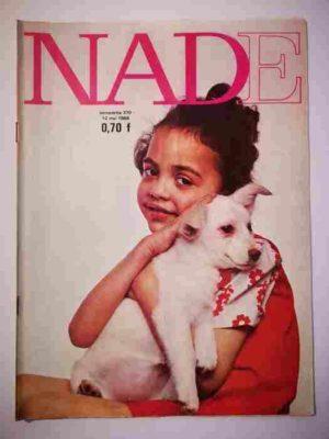 NADE N°370 (1968) Les jumelles – Un journal pas comme les autres (Janine Lay)