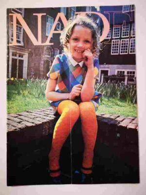NADE N°379 (1968) Les jumelles contre Annibal (Janine Lay)