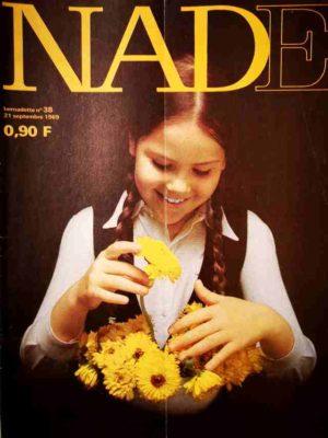 NADE N°38(1969) Les jumelles – Destination New-York (Janine Lay)