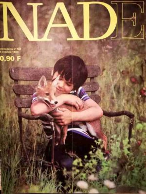 NADE N°40(1969) Les jumelles – La tête de Socrate (Janine Lay)