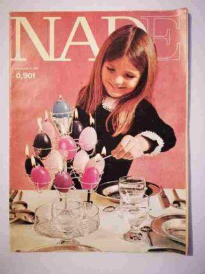 NADE N°400 (1968) Les jumelles et Marie-Pia (Janine Lay)