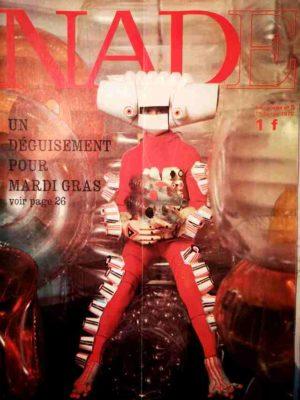 NADE N°5(1970) Les jumelles – Le porte-documents noir (Janine Lay)