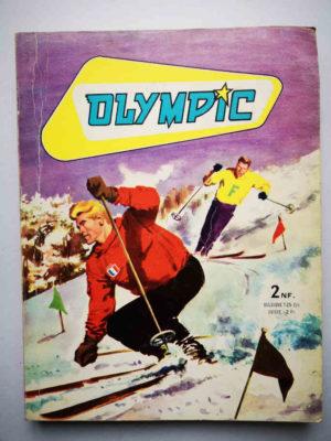 OLYMPIC (1e série) ALBUM (N°24-25-26-27-28-29) ARTIMA 1960