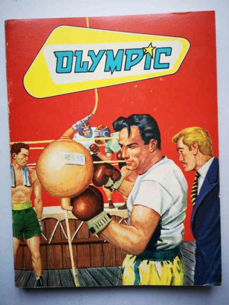 OLYMPIC ALBUM(N°13-19-20-21-22-23) ARTIMA 1959