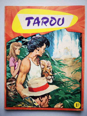 TAROU, Fils de la Jungle ALBUM (N°89-90-93) ARTIMA 1957